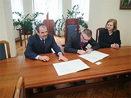 Agreement signed with Lublin Technical University