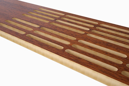 NEW! Wooden Board Grille