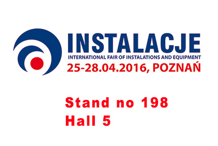 Installations Exhibition 2016 in Poznan/Poland