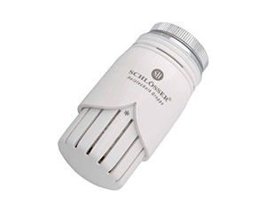 Thermostatic head SH Diamant White Cat. No. 600100001