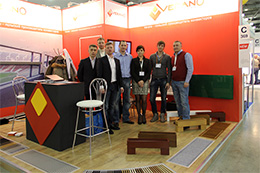 Aqua Therm fair 2014 in Moscow