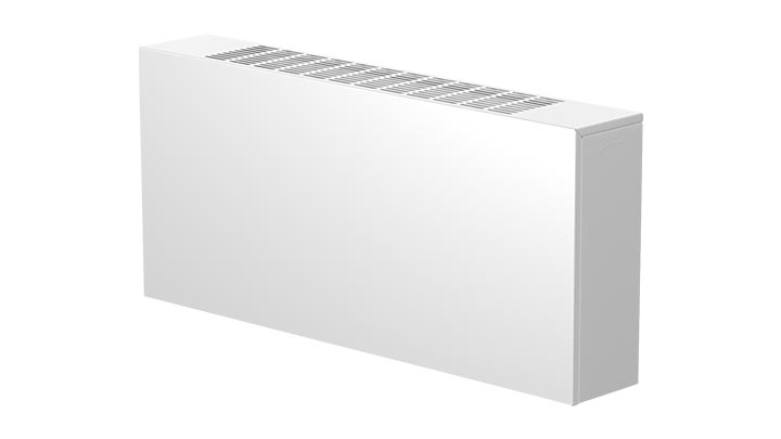 Wall-mounted LST Convector STANDARD