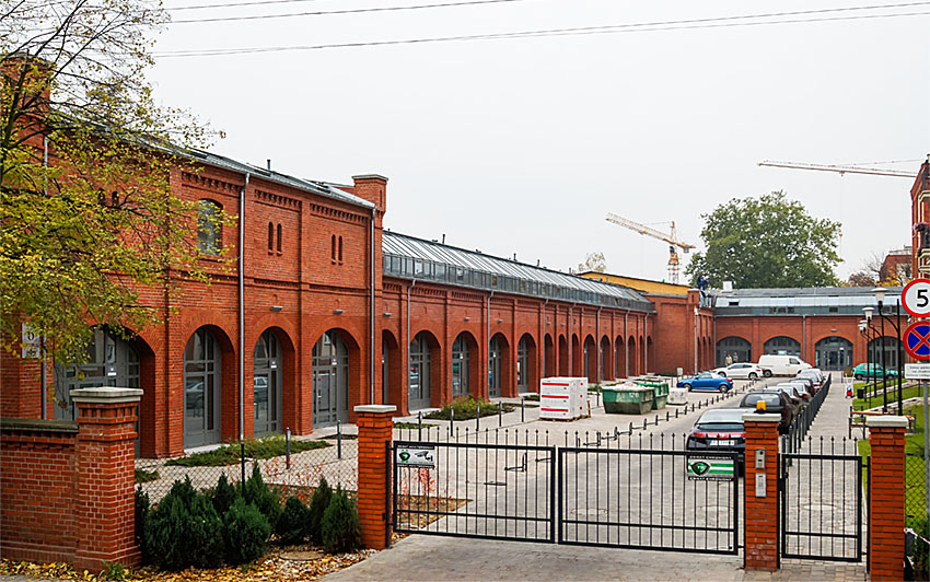 Ulanskie Stables in Poznan